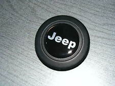 Jeep Hupenknopf Horn Button Momo Raid Nardi BBS Victor CJ5 CJ7 Cherokee Wrangler