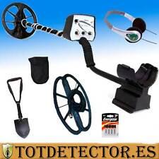 Detector de Metales Deeptech Vista RG1000 V1 + Accesorios