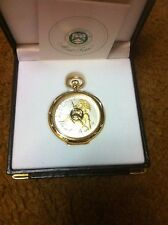 Official 1995 Liberty Collectible Men's pocket watch