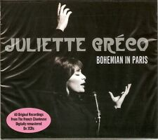 Juliette Greco - Bohemian In Paris (2CD 2012) NEW/SEALED