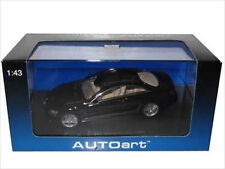 MERCEDES CL63 AMG BLACK 1/43 DIECAST CAR MODEL AUTOART 56247