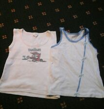 bundle of 2 boys vests