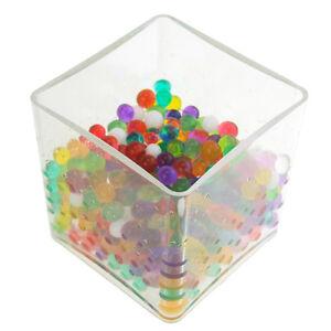 Magic Water Beads Jelly Balls Vase Filler, Large, 500-Grams BULK