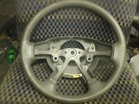 05 Dodge Dakota Steering Wheel Dark Grey Slate Gray OEM