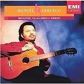 Brouwer/Orbon/Villa-Lôbos: Guitar Works, , Very Good