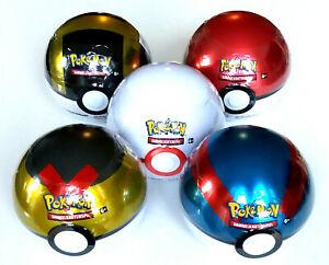 Pokemon 1x Pokeball Tin Box Display Frühjahr 2021 Deutsch Neu+OVP