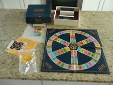 Trivial Pursuit Master Game-Genus Editiion Complete Guc
