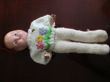 """Composite Doll Molded Hair Unknown Maker 11"""""""