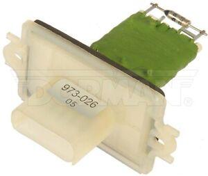 Dorman 973-026 HVAC Blower Motor Resistor