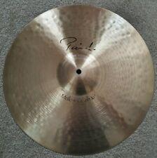 """Paiste Signature 16"""" Mellow Crash Cymbal"""