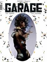 Garage Magazine No.6 Spring/Summer 2014, Karlie Kloss, Cara Delevingne, G.Jagger