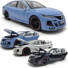 1:24 Toyota Camry KHANNIII Model Car Diecast Gift Toy Vehicle Kids Sound & Light
