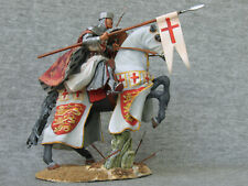 Richard the Lionheart in the Third Crusade SCALE 1/32 54 mm Elite tin soldiers