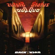 STATUS QUO - BACK TO BACK  CD  18 TRACKS CLASSIC ROCK & POP  NEU