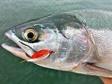 Saltwater Fly Fishing Flies (Steelhead, Salmon, Trout) Henry's Skykomish Sunrise