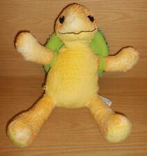 Build a Bear Sea Travlin Turtle Plush with Shell