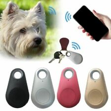 Pets Smart Mini GPS Tracker Anti Lost Waterproof Bluetooth Tracer For Pet Dog