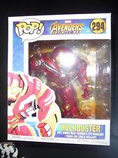 Marvel Infinity War Hulkbuster Funko Pop #294