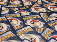 Real Pokemon TCG 100+ Card Lot Boosters Pokemon Cards Pokemon Set Pokemon EX/GX