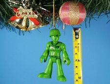Decoration Xmas Ornament Decor Disney Toy Story Green Army Man Bucket O Soldiers