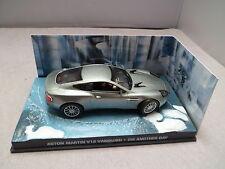 De Agostini 1:43 James Bond 007 Aston Martin V12 Vanquish Nr.2  PC-Box