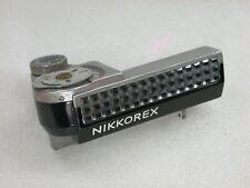 Nippon Kogaku Nikon NIKKOREX Light Meter No. 744237
