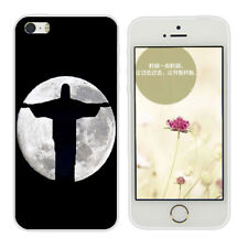 Soft TPU Silicone Case For iPhone 5G 5S SE 5C Protective Back Cover Skins Black