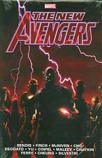 Marvel Comics NEW AVENGERS OMNIBUS HARDCOVER! HC STILL SEALED! BENDIS