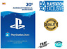 20€ Tarjeta Prepago PlayStation Network PSN PS3 PS4 PS Vita Código 20 Euro - ES