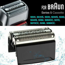 Replacement Head Blade Foil and Cutter Cartridge fits Braun 52B Series 5 Shaver