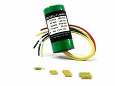 Hallicrafters S-38D Tubular Capacitor & Re-Cap Kit by Hayseed Hamfest LLC