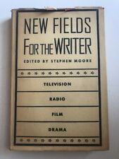 New Fields For The Writer Edited By Stephen Moore (D)