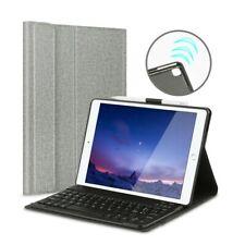 DE DEUTSCHE Tastatur für iPad 10.2 7th /Air 3 Gen 10.5 2019 QWERTZ Tastatur Case