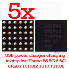 5 x USB Power Charger Charging IC 1610A2 U2 BGA Chip for iPhone 6 & 6 Plus 5S 5C