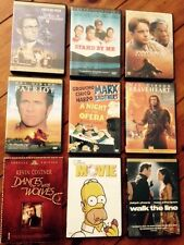 9 Dvd Lot - The Patriot, Braveheart, Shawshank Redemption, Stand By Me and more!