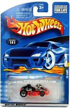 2001 Hot Wheels #141 Go Kart small front wheel