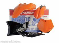 Polisport MX Replica Plastic Kit KTM 400 450 525 EXC SX EXC 4 Stroke 2005-2007