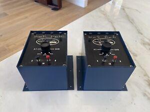 vintage JBL LX-5 Blue networks