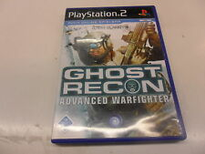 PLAYSTATION 2 PS 2 Tom Clancy 's Ghost Recon Advanced Warfighter (8)