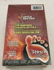 Little Hotties Adhesive Toe Warmers   30 Pairs   5 Hours
