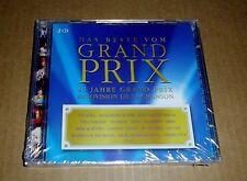 DAS BESTE VOM GRAND PRIX (EUROVISION) CD (33 TITRES) NEUF SOUS BLISTER (RARE)