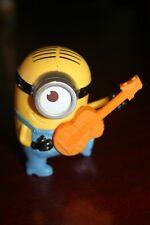 McDonalds Minion Action Figure Happy Meal Toys, 2017