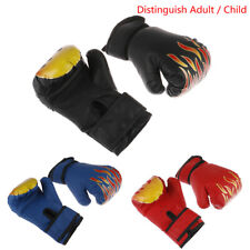 Child/Adult Boxing Gloves Grappling Punching Bag Training Martial Arts SparriDo