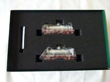 More details for bachmann spectrum on30 set of 2 tanker cars wagons 26521 [mint and boxed]