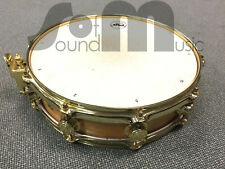 "DW Drum Workshop craviotto Snare Drum 14""! Solid shell! second mano!"