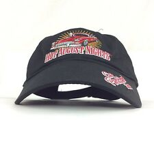 2013 Hot August Nights Reno Sparks Participant Black Baseball Cap Hat Adj Adult