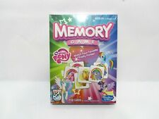 Hasbro MY LITTLE PONY MEMORY GAME Match Your Favorite Pretty Ponies 2013 NEW