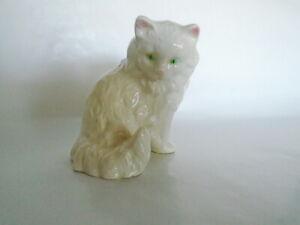 "Goebel ""Persian Mitzi"" Cat Figurine"