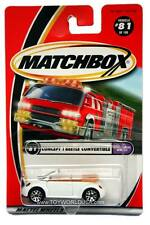2000 Matchbox #81 Worldwide Wheels Volkswagen Concept 1 Beetle Convertible