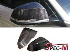 2012+ BMW F30 320i 328i 335i Sedan Genuine Carbon Fiber Side Mirror Cover Cap
